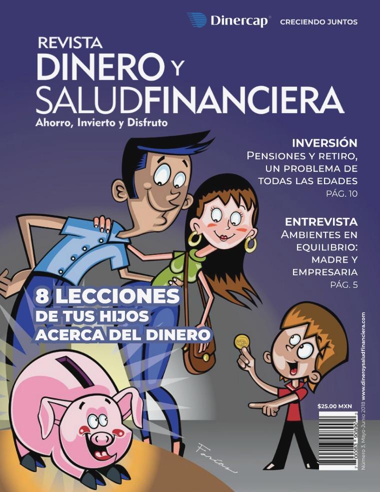 Dinero y Salud Financiera Año 1 Número 3 R DySF No.3 [DIGITAL]