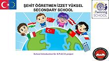 SCHOOL PRESENTATION FOR S.P.A.C.E.