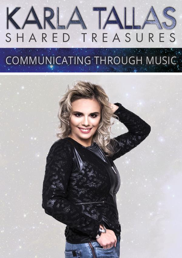 KARLA TALLAS - SHARED TREASURES COMMUNICATING THROUGH MUSIC