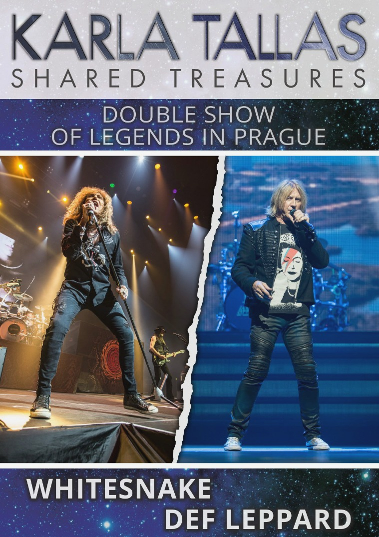 WHITESNAKE/DEF LEPPARD-DOUBLE SHOW OF LEGENDS