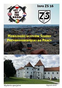 Info ZS16 Mobilności Erasmus+
