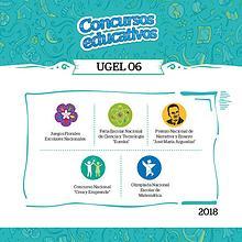 FOLLETO CONCURSOS EDUCATIVOS