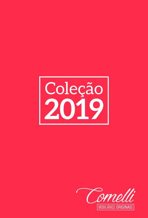 Coleção de Padrões 2019 Catálogo Online Padrões