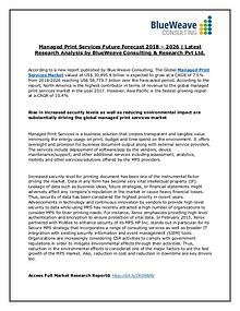 24-Jan Managed Print Services Future Forecast 2018 – 2026