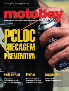 Motoboy Magazine edição 170