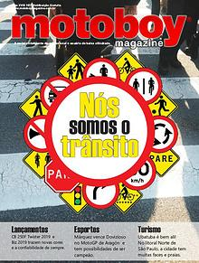 Motoboy Magazine Edição 167