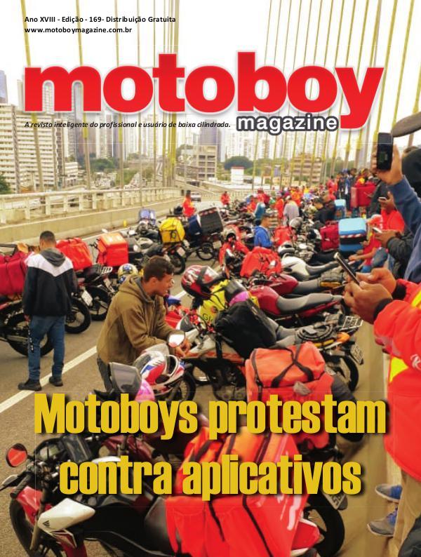 Motoboy Magazine Edição 169 PDF EDIÇÃO 169-WEB
