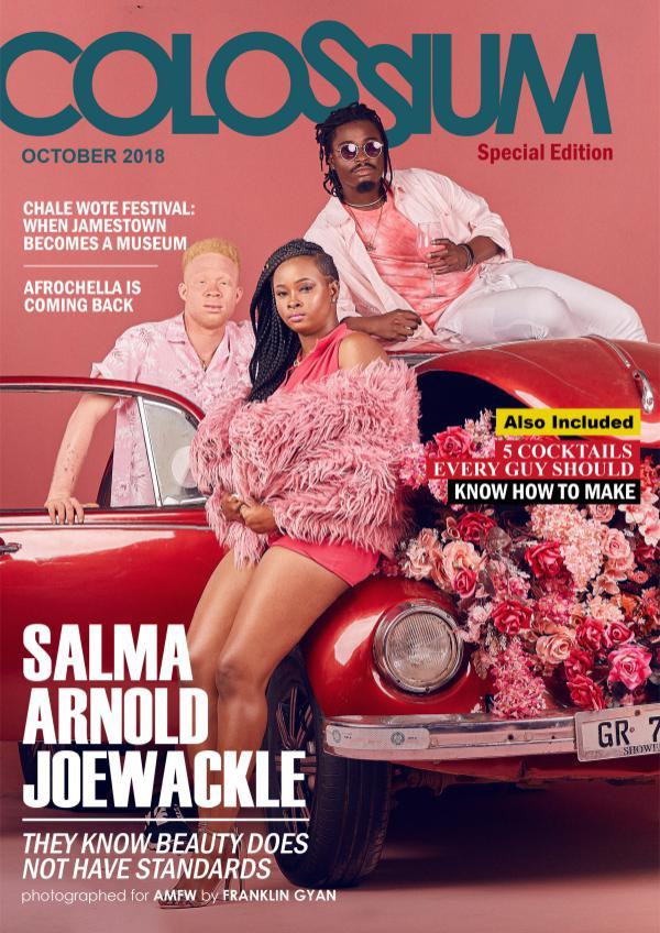 Colossium Magazine Colossium (Special Edition)