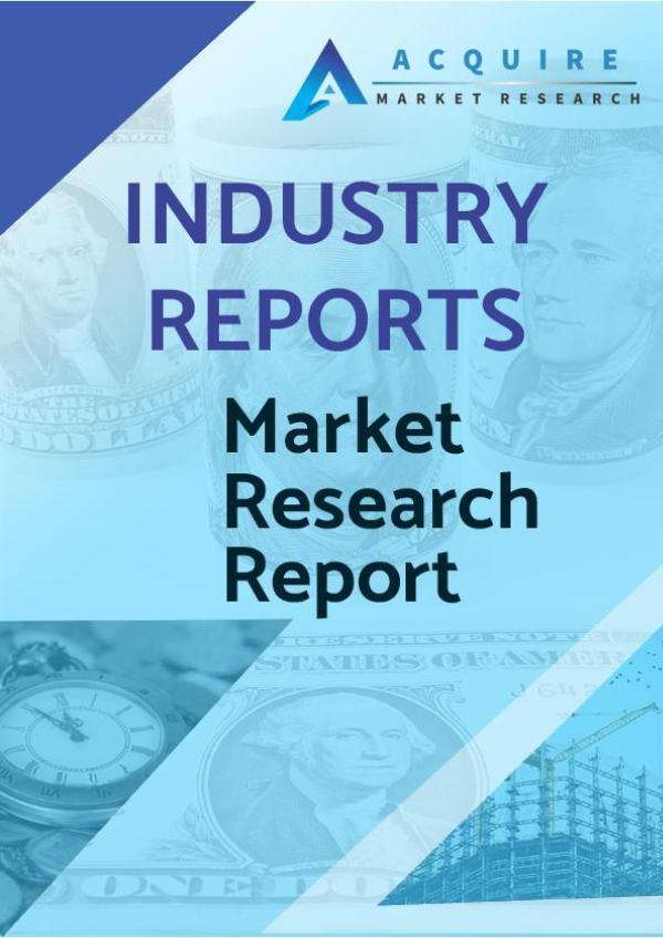 My first Magazine Global Dabigatran Market Research Report 2012-2024