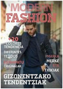 MODERN FASHION_MODA TENDENTZIAK