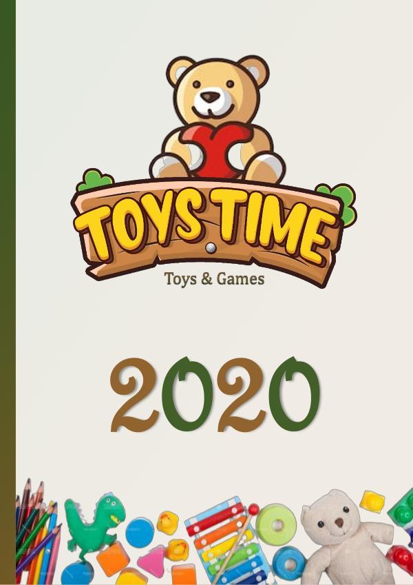 Toys Time - Catalog 2020 كاتالوج 2020