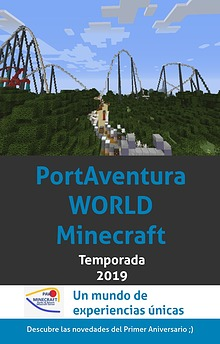 PortAventura World Minecraft