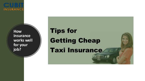 Summer Problems of Taxi Drivers How insurance works well for your job?