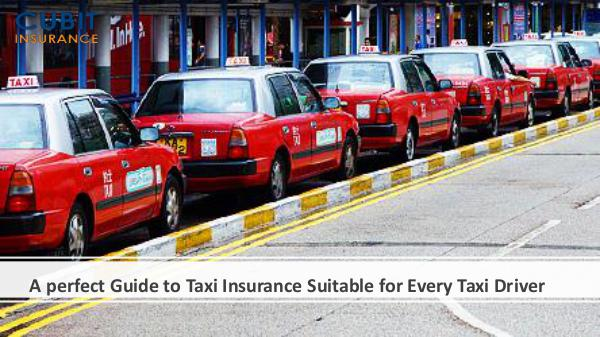 Summer Problems of Taxi Drivers A perfect Guide to Taxi Insurance Suitable for Eve