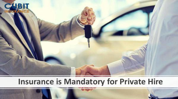 Summer Problems of Taxi Drivers Insurance is Mandatory for Private Hire