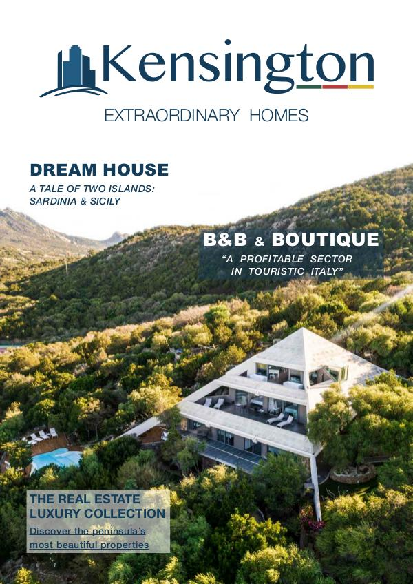 Extraordinary Homes by KiG Magazine KiG Summer 2019_WEB