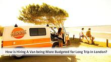 Rental Vans Can be Conversion for a Luxury Trip