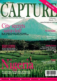 THE CAPTURE MAGAZINE
