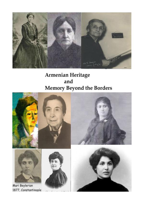 Armenian Heritage and Memory Beyond the Borders Armenian Heritage and Memory Beyond the Borders