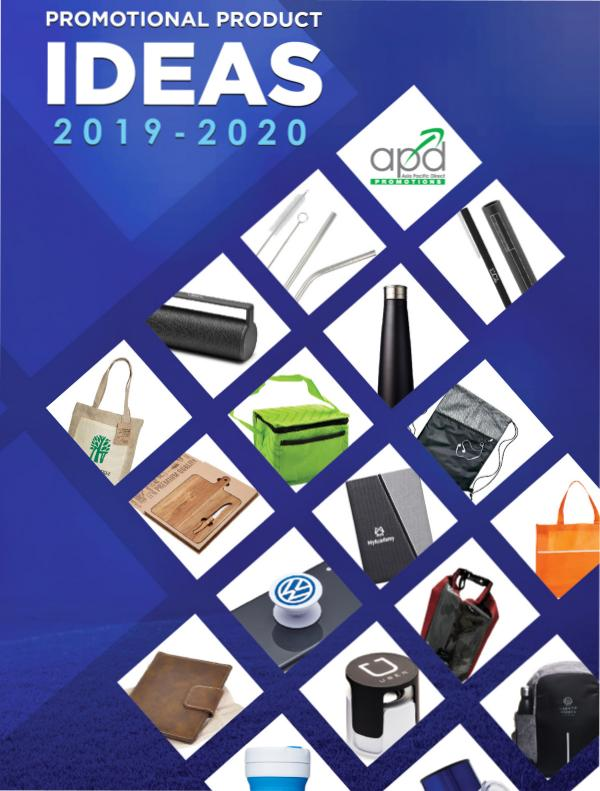 APD Promotions Catalogue - October 2019 (Blue) October 2019 (Blue) Edition