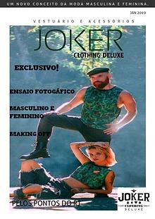 Catálogo Joker Clothing Deluxe