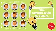 GUÍA COMUNICACIÓN NO VERBAL