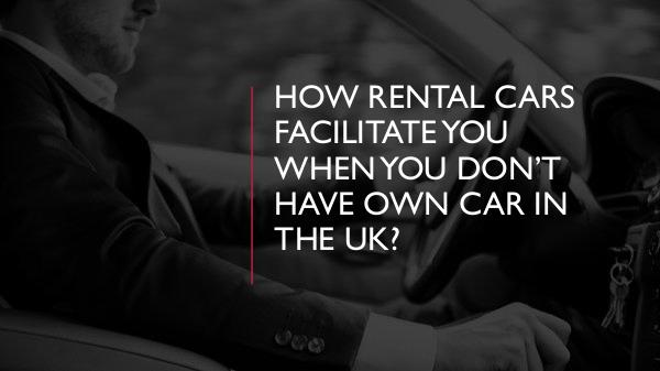 How can you protect yourself as a PCO car driver? How Rental Cars Facilitate You When you don't have