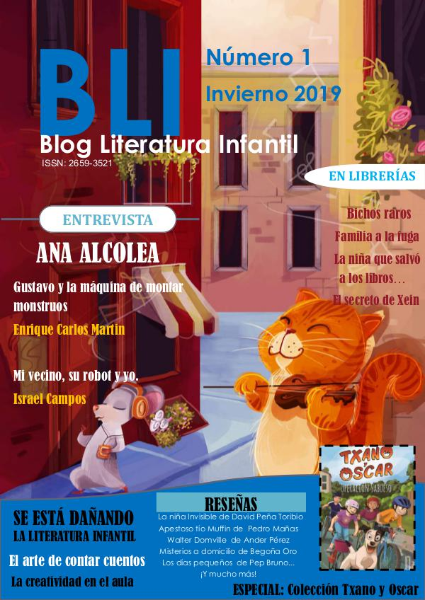 Revista BLI - Invierno 2019 BLI N.1 Invierno 2019
