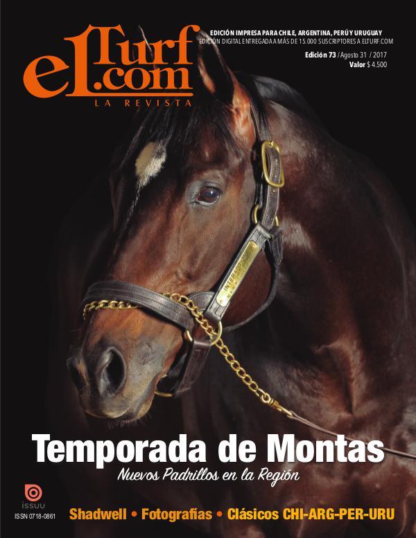 Revista Elturf.com Edición 73