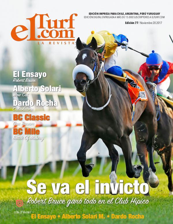 Revista Elturf.com Edición 77