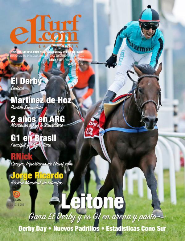 Revista Elturf.com Edición 81