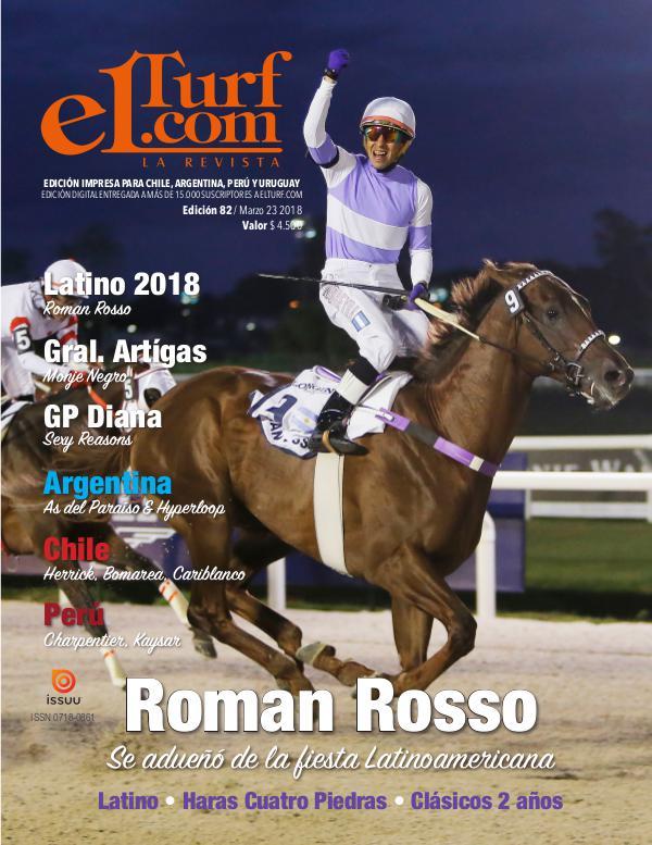 Revista Elturf.com Edición 82