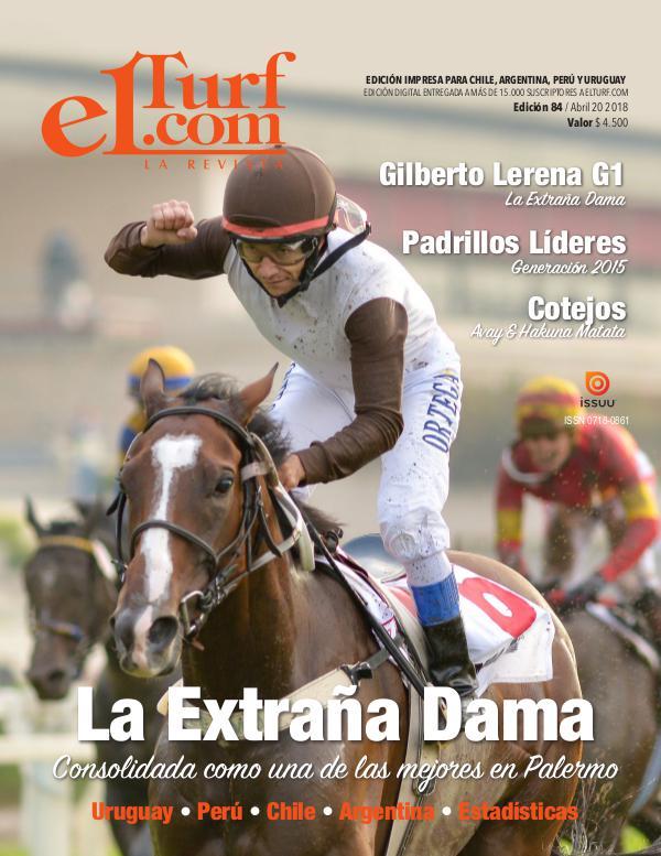 Revista Elturf.com Edición 84