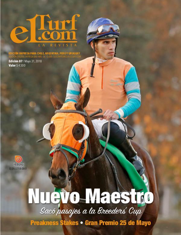 Revista Elturf.com Edición 87