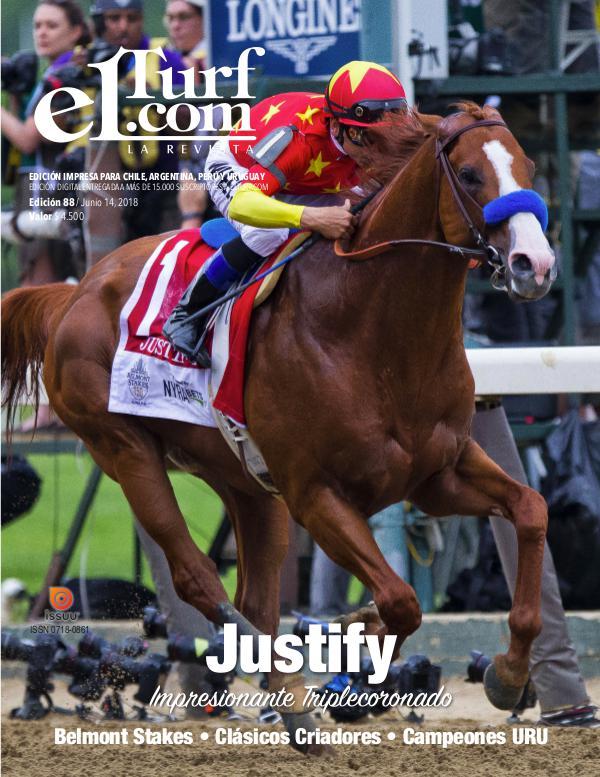 Revista Elturf.com Edición 88