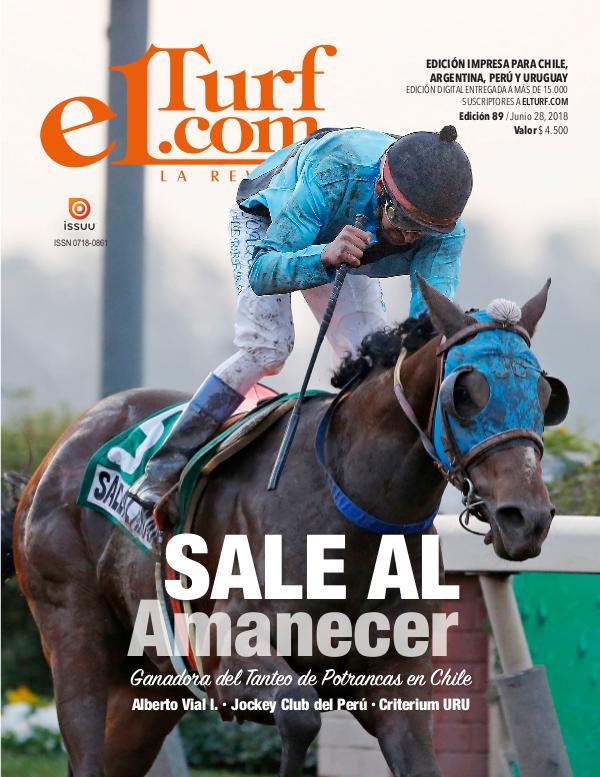 Revista Elturf.com Edición 89