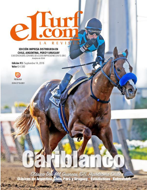 Revista Elturf.com Edición 93