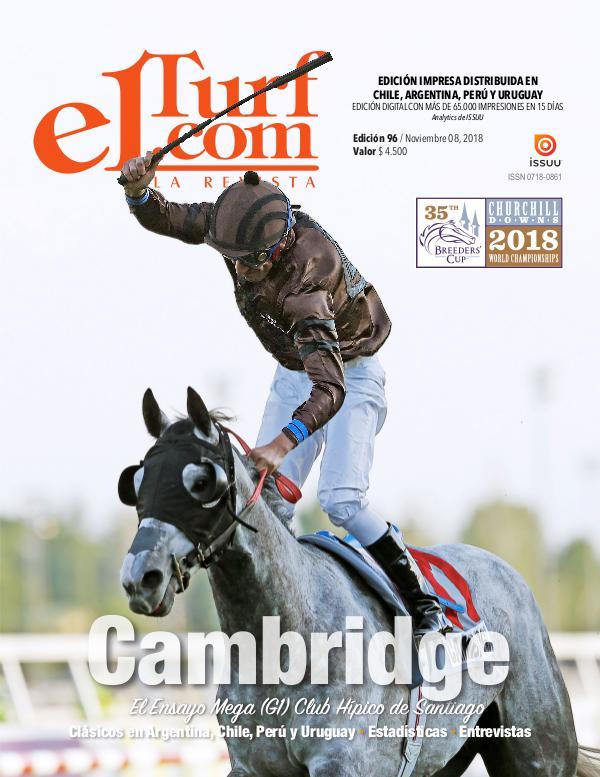 Revista Elturf.com Edición 96