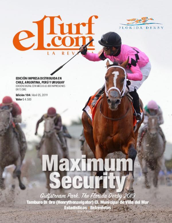 Revista Elturf.com Edición 104