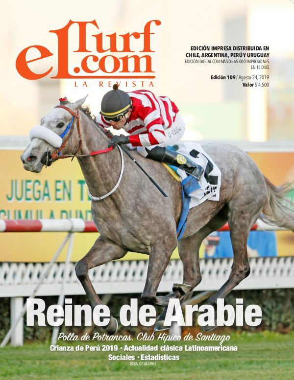 Revista Elturf.com Edición 109