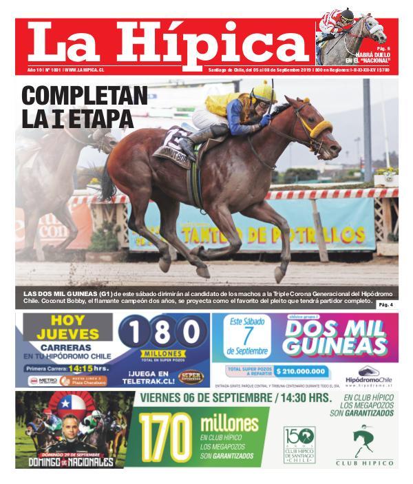 Diario La Hípica Edición 1001
