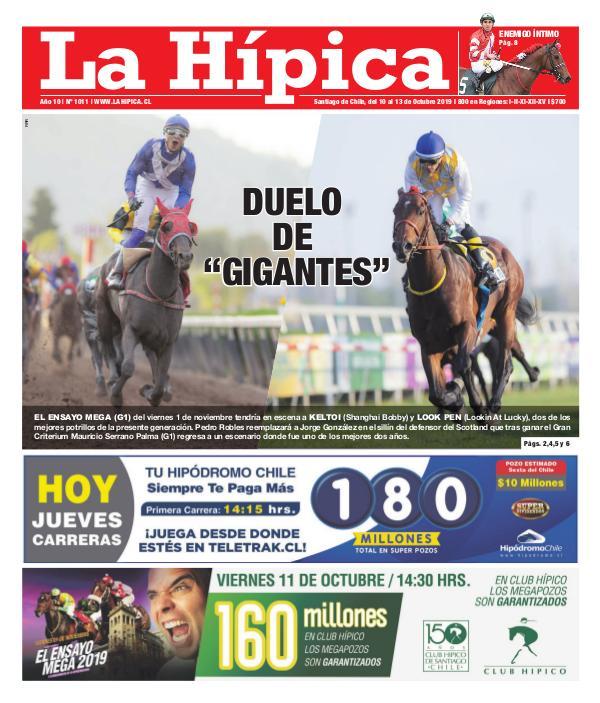 Diario La Hípica Edición 1011