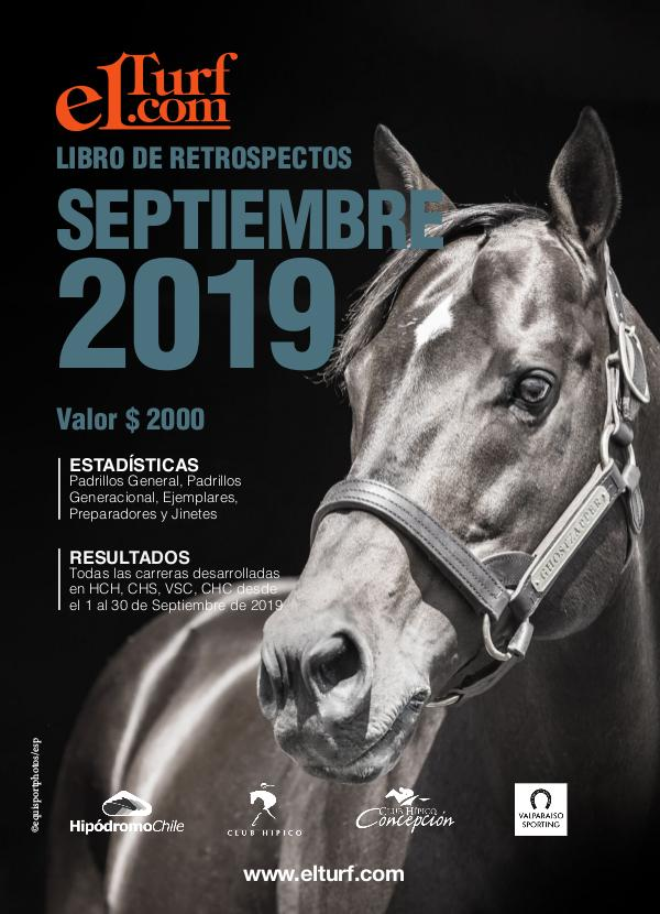 Libro de Retrospectos 2019 LIBRO DE RETROSPECTOS 2019