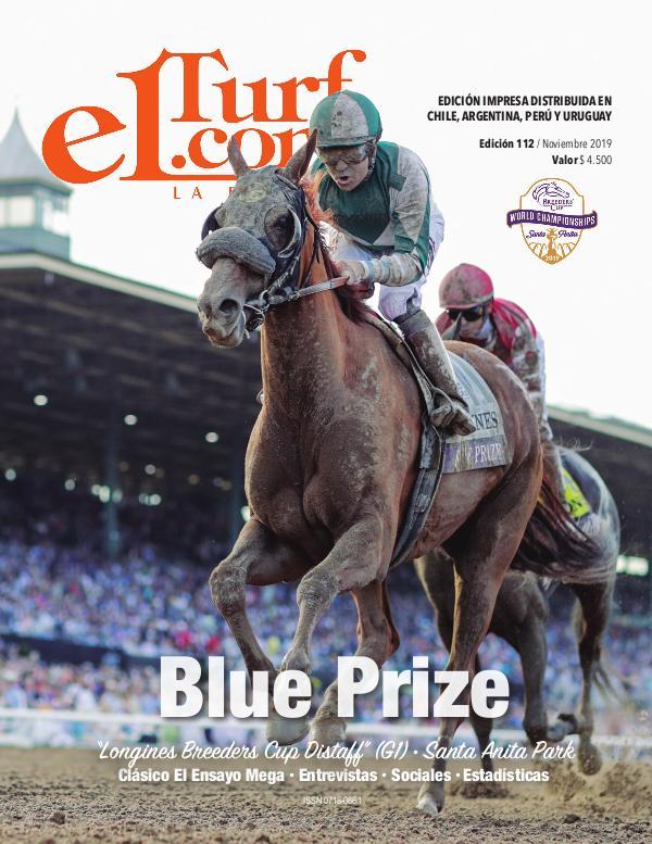 Revista Elturf.com Edición 112