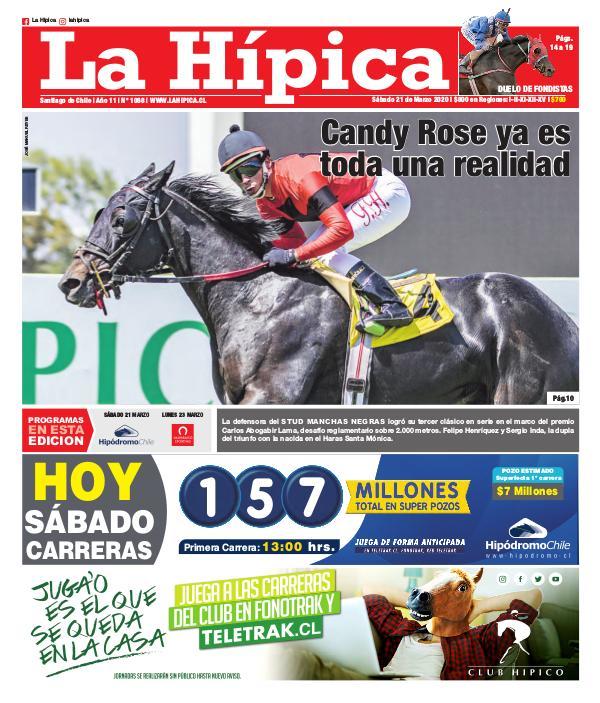 Diario La Hípica Edición 1068
