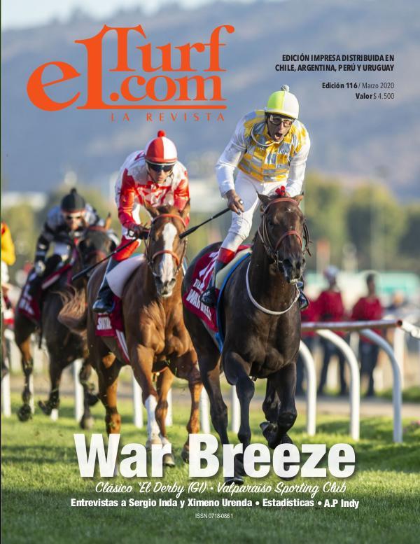 Revista Elturf.com Edición 116