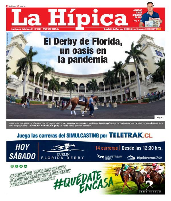 Diario La Hípica Edición 1071