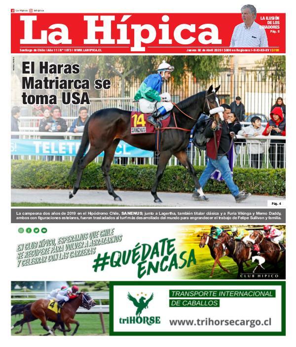 Diario La Hípica Edición 1073