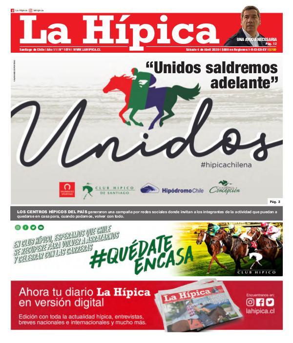 Diario La Hípica Edición 1074