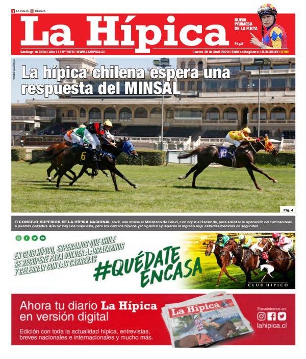 Diario La Hípica Edición 1076
